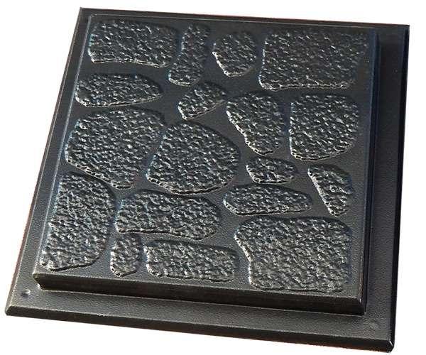 """Пластиковые формы для тротуарной плитки """"Жираф"""""""