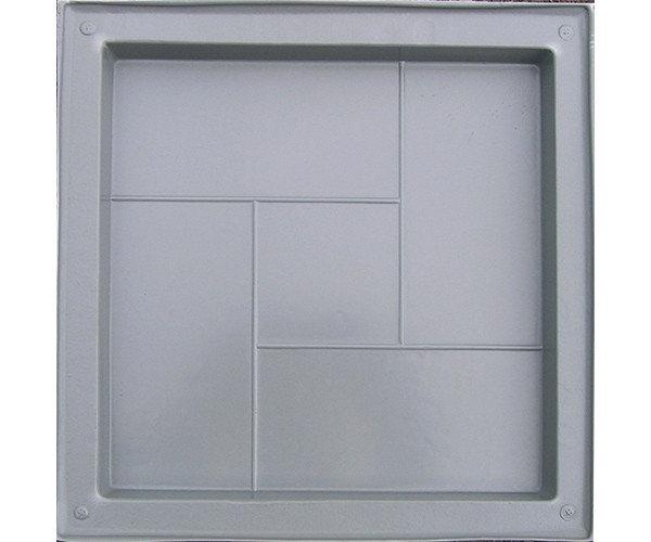 """Пластиковые формы для тротуарной плитки """"Кубик"""""""