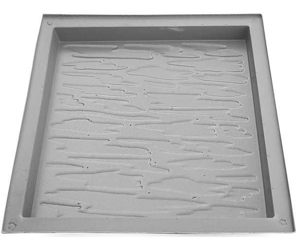 """Пластиковые формы для тротуарной плитки """"Северное сияние"""""""