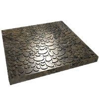 Тротуарная плитка «Галька малая»