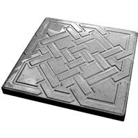 Тротуарная Плитка «Самарканд» 400
